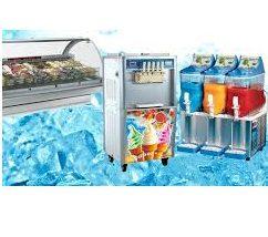 دستگاه فریزر(یخچال_یخ ساز_شربت سردکن_یخ دربهشت)